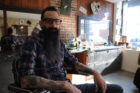 le 7 barber chope. Black Bedroom Furniture Sets. Home Design Ideas